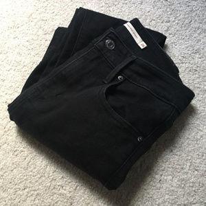 black levi 721 high rise jeans